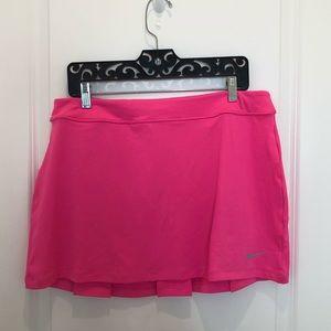 Nike Golf Tour Performance Dri Fit Skirt Size L
